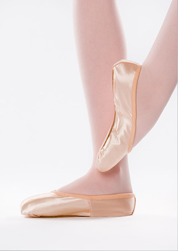 Freed pointe shoes 3.5 XXX Deep vamp