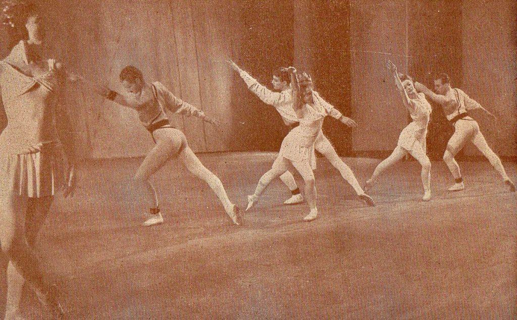 Symphonic Variations. Sadler's Wells Ballet in Poznan, 1947