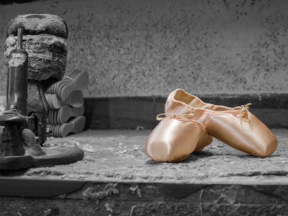 Classic Pointe Shoe
